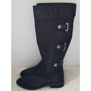 Arturo Chiang knee high leather boots 6.5